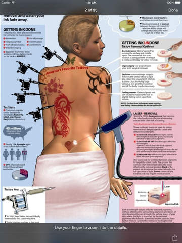 Tattoo Bible: Infographics,HD Designs,Makeover,Catalog,Art,Boutique,Booth,Wallpaper screenshot 1