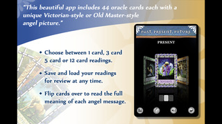 Healing with the Angels Oracle Cards - Doreen Virtue, Ph.D. screenshot 2