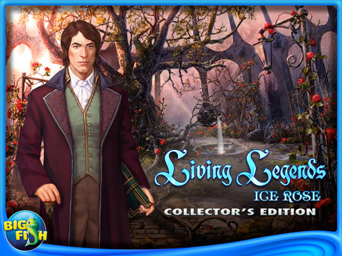 Living Legends: Ice Rose HD - A Hidden Object Game with Hidden Objects screenshot #5