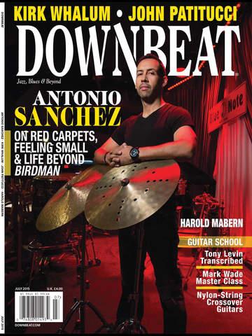 Downbeat (Magazine) screenshot 6