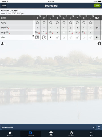 ASU Karsten Golf Course screenshot 9