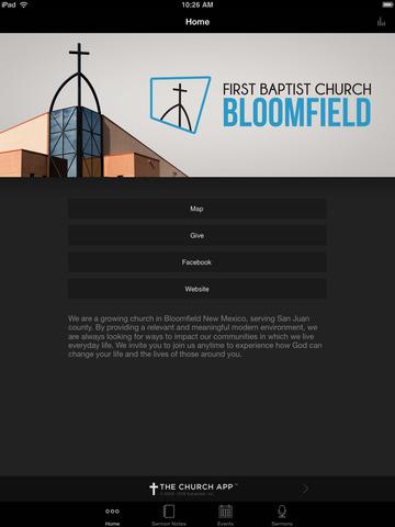 FBC Bloomfield, NM screenshot 6