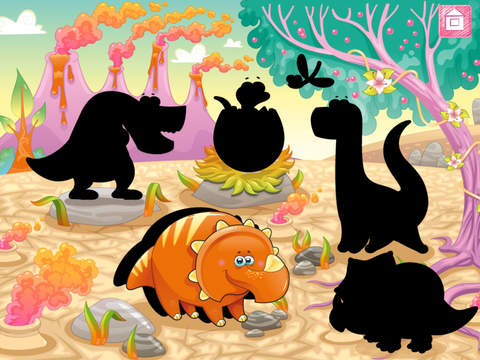 AAA³  Dinosaur game for preschool aged children´´ screenshot 8