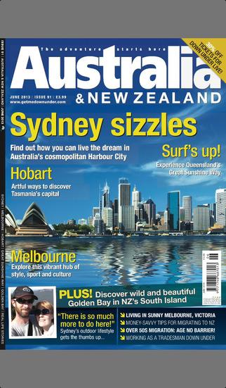Australia & New Zealand screenshot 1