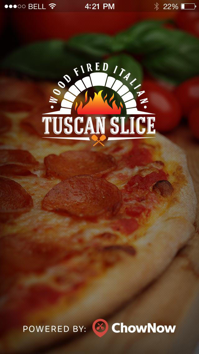Tuscan Slice screenshot 1