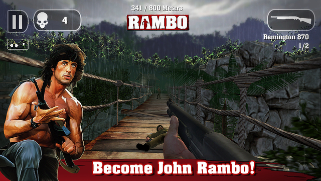 Rambo - The Mobile Game