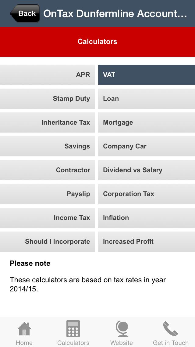 OnTax Dunfermline Accountants screenshot #3