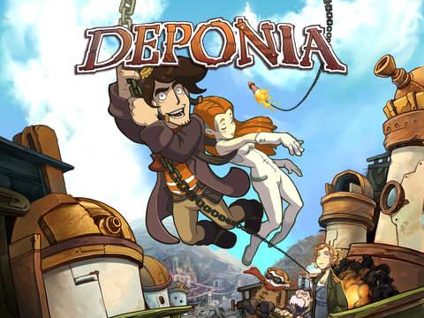 Deponia screenshot 1