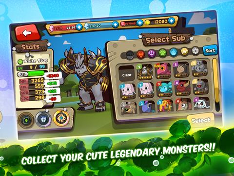 Mini Monster Mania screenshot 10
