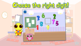 Educational Games For Children: Learning Numbers & Time. Free. screenshot 4