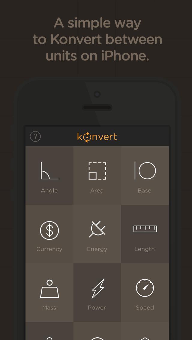 Konvert screenshot 1