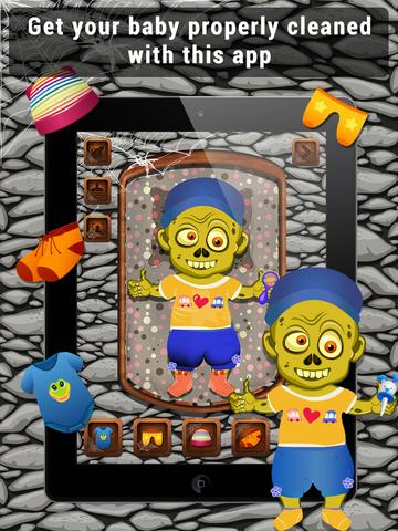 Baby Zombie Care Lite screenshot 6