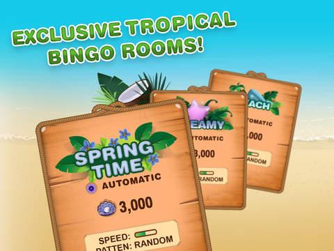 Bingo Island - free Bingo and Slots screenshot 9