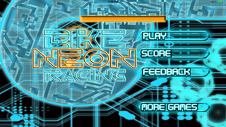 Bike Neon Racing screenshot 1