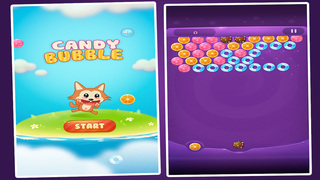 Candy Bubble FREE screenshot 1
