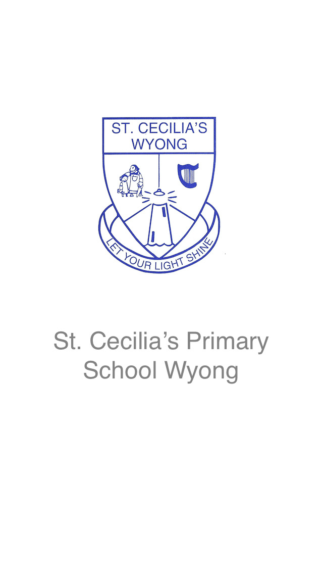 St Cecilia's Primary School Wyong screenshot 1