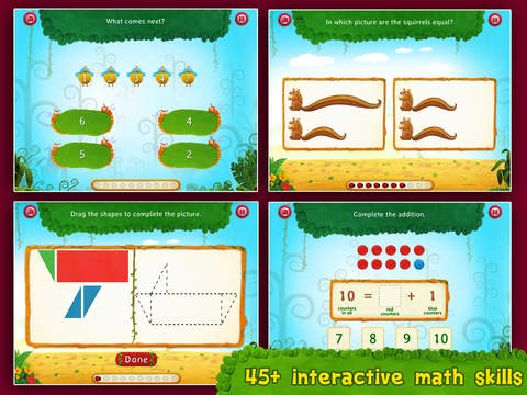 Kindergarten Learning Games 3+ screenshot 12