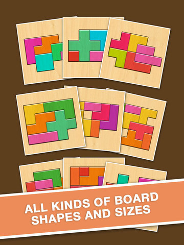 Fit It - Brand New Tangram Puzzle Game screenshot 7