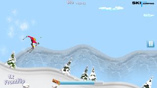 RTL Freestyle Skiing screenshot 1