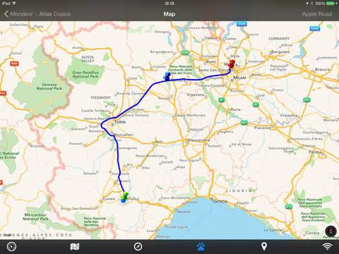 EasyTrails GPS screenshot 6