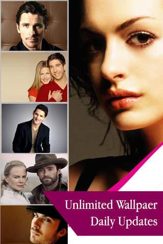 Celebrity Wallpaper & Backgrounds HD - náhled