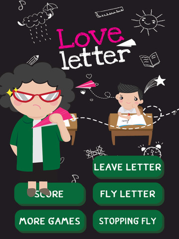 1 Flying Love Letter -  From Nowhere in the Studen - náhled