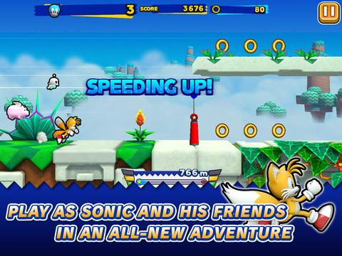 Sonic Runners screenshot 7