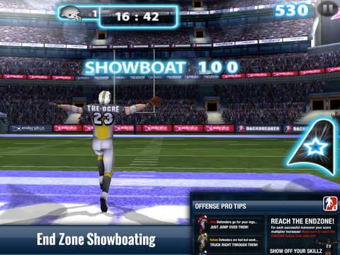 Backbreaker2: Tournament Edition screenshot 9