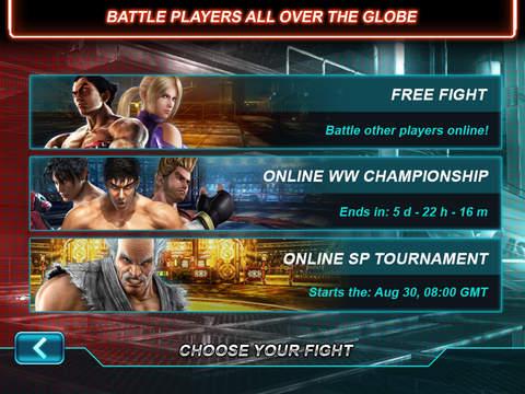 Tekken Card Tournament - Play & Collect Your deck then fight players in online battles games (CCG) screenshot 9