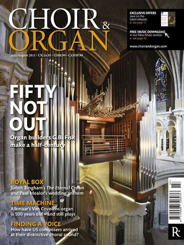 Choir & Organ - the world's best choral and organ magazine screenshot 6