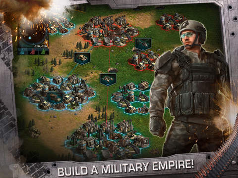 War of Nations™ - PVP Strategy screenshot 6