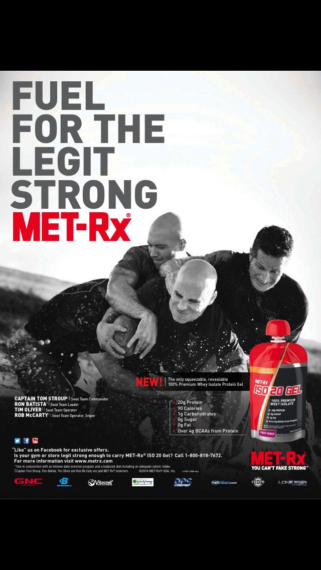 Fitness Rx for Men screenshot 4