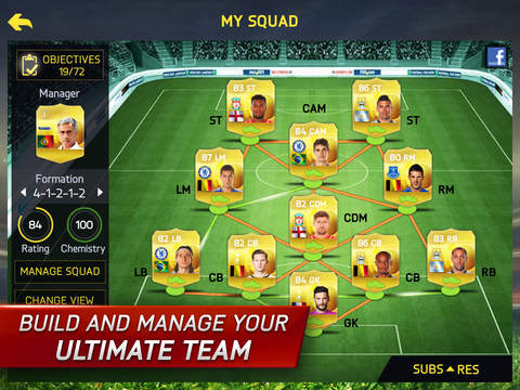 FIFA 15 Ultimate Team™ New Season screenshot 7