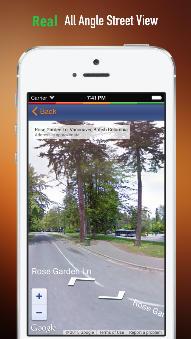 Vancouver Tour Guide: Best Offline Maps with Street View and Emergency Help Info screenshot 4