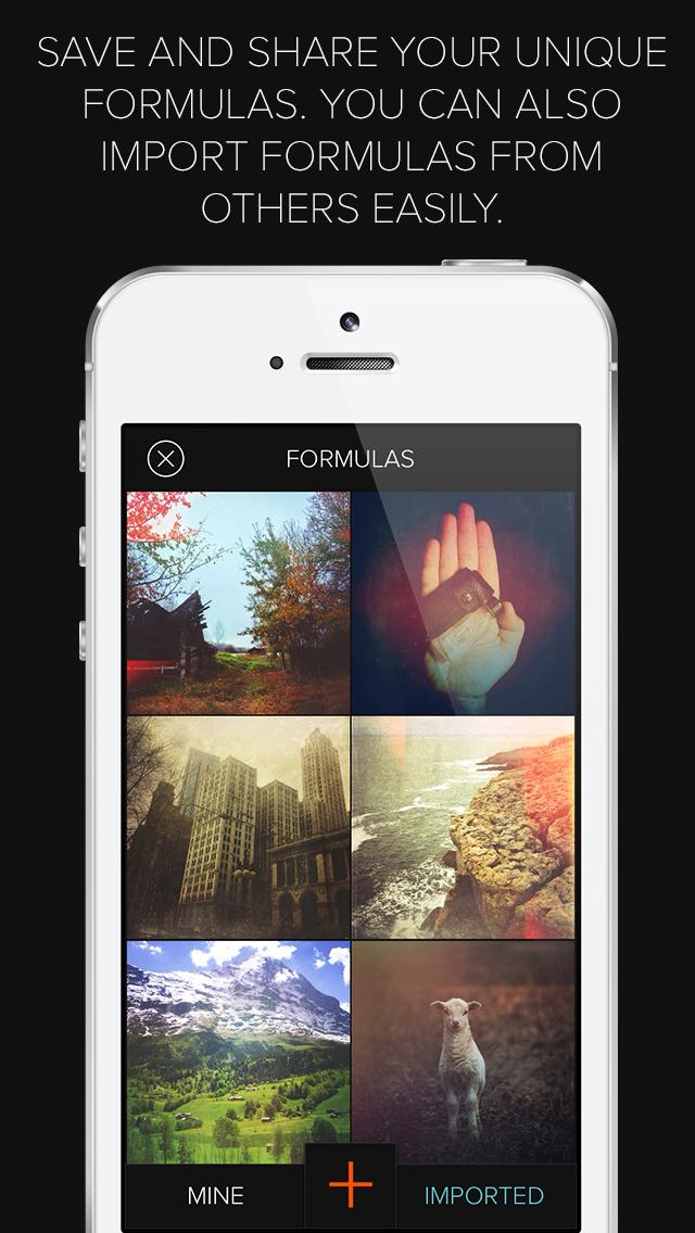 Mextures Photo Editor screenshot 3