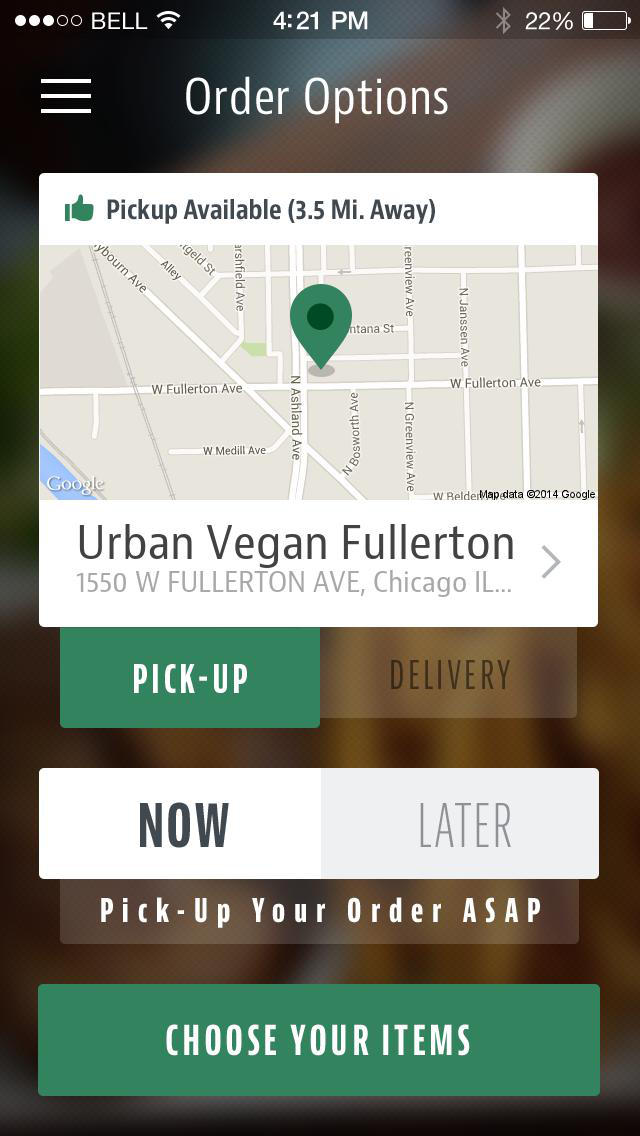 Urban Vegan screenshot 2