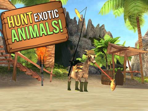 Goat Simulator MMO Simulator screenshot 10