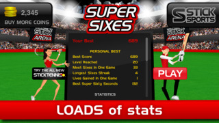 Stick Cricket Super Sixes screenshot #5