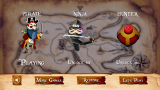Amazing Pirate Bubble Match - best marble shooting game screenshot 4