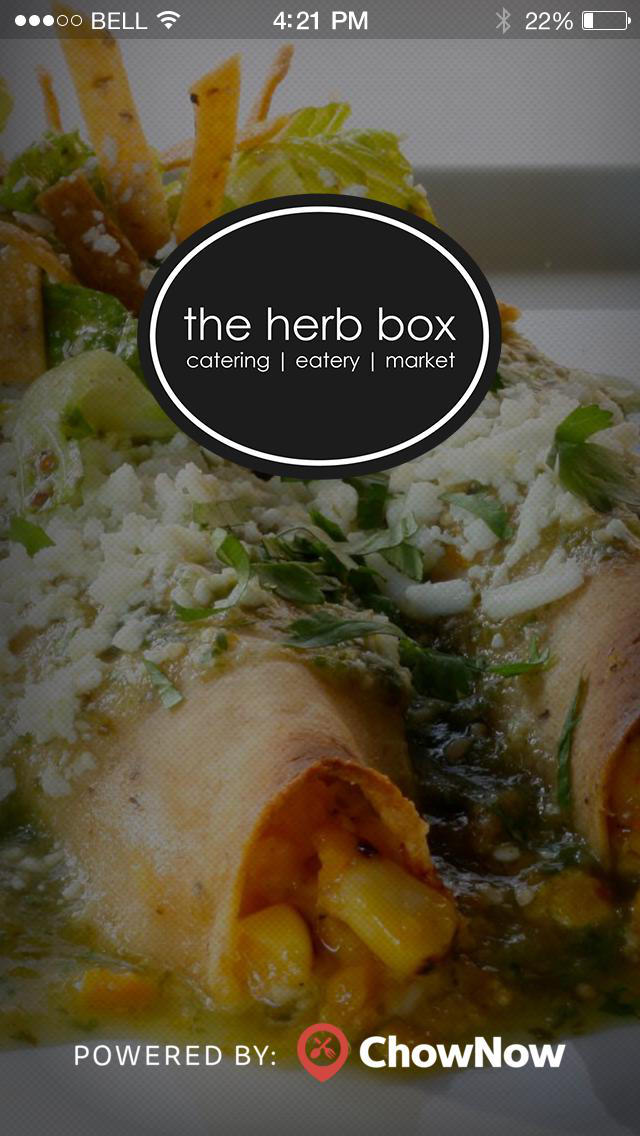 The Herb Box screenshot 1