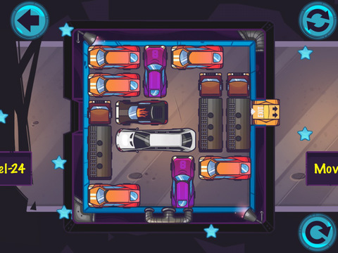 Car Parking Mega Puzzle - City Edition! screenshot 10