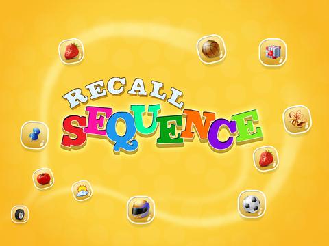 Recall Sequence screenshot 3
