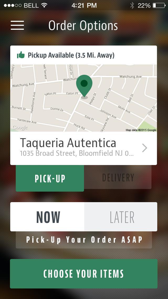 Taqueria Autentica screenshot 2