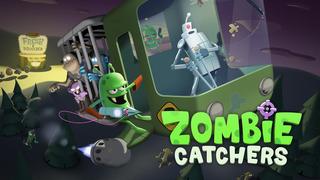 Zombie Catchers - Hunters! screenshot 1
