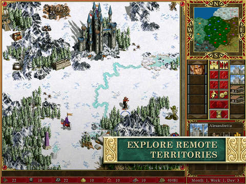 Heroes® of Might & Magic® III – HD Edition screenshot 3