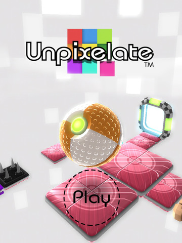 Unpixelate (3D puzzle) screenshot 6