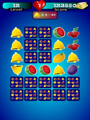 Slot Machine Brain Game HD screenshot 1