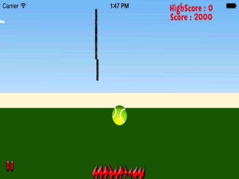 Tennis Ball Mania screenshot 8
