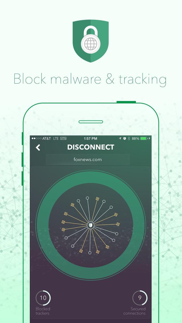 Disconnect Premium VPN screenshot 3