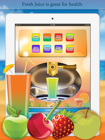 Juice+ Fountain Machine Lite - All You Can Drink! screenshot 9